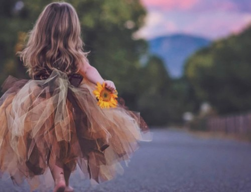 4 ways to make your child feel special and to build their self-esteem